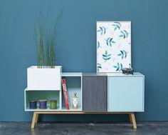 cubit: modulares möbelsystem für verschiedenste anforderungen, Wohnzimmer dekoo