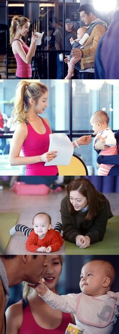 MBC revealed some pictures from its recently premiered drama 'My Little Baby,' where the actors are seen forming friendships with cute babies! Acupuncture For Anxiety, Age Of Youth, Delivery Man, My Little Baby, Yoga, Angst, Girls Generation, Kdrama, Cute Babies