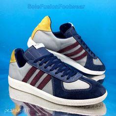 adidas Originals Mens Trainers Grey/Blue sz 8 BW Sport 265 Sneakers US 8.5 EU 42  | eBay