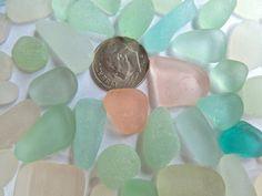 Beach Glass or Sea Glass of HAWAII  beaches by SeaGlassFromHawaii, $39.00 9/15