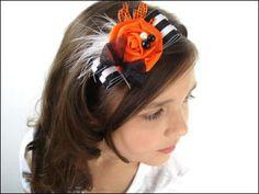 Spunky Halloween Headband by BowSweet