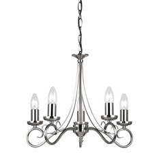 You'll love the Magdet 5 Hilal Light Candle-Style Chandelier at Wayfair.co.uk - Great Deals on all Lighting products with Free Shipping on most stuff, even the big stuff.
