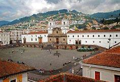 Iglesia y convento de San Francisco (Quito, Ecuador)