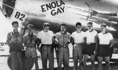 The Men Who Dropped the Bomb on Hiroshima
