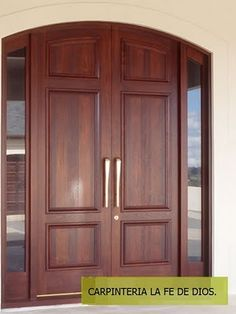 1000 images about front door on pinterest contemporary for Puertas principales
