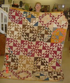 Quiltville's Quips & Snips!!: A Wonderful Time In Asheboro!