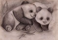 Baby Pandas. by McMHp7 on DeviantArt