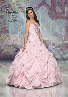 Shop for Disney Royal Ball Quinceanera Dresses and Gowns online. Look like your favorite Disney Princess during your Sweet 15 party. Quince Dresses, Ball Dresses, 15 Dresses, Elegant Dresses, Pretty Dresses, Ball Gowns, Quinceanera Dresses, Homecoming Dresses, Bridesmaid Dresses