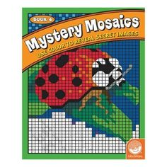 Mystery Mosaics Book 4 -- Read more @
