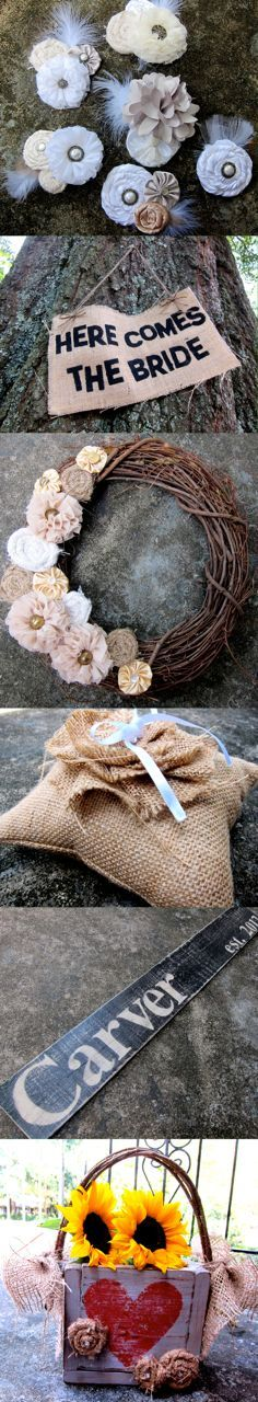 Fall wedding decor items that you can DIY