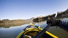 Summer kayaking