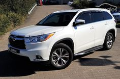2014 Toyota Kluger GXL Auto AWD