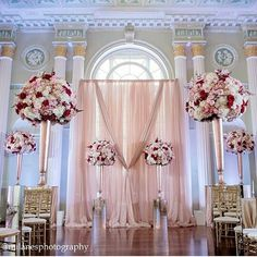Decor inspiration!  Photo via @milanesphotography  #weddings #weddinginspiration #weddingdecor #idonigeria