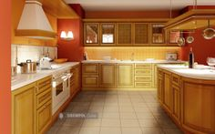 Kitchen units – MOZART