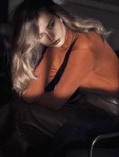 Vogue China November 2015 Model: Andreea Diaconu Photographer: Lachlan Bailey Fashion Editor: Clare Richardson