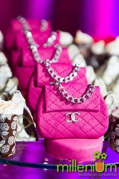 Millenium Decorações e Eventos www.milleniumfestas.com.br #15anos #festa #party #decoration #decoracao #referencia #pink #girlie #girl