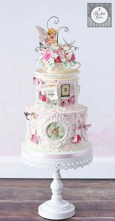 Fairy Lace Cake