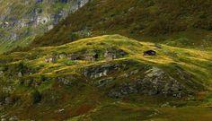 Old mountain farm, Geiranger, Norway © Fred Strømme