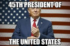 Republican Party member Donald Trump won US Presidential Elections 2016 and he is going to sit in the chair of United States President.
