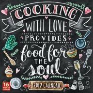 Chalkboard style recipes. This is one for the kitchen!