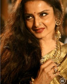 Wishing a very #happybirthday to #Rekha ji the evergreen and inspiring actress of #Bollywood  #portrait #photography #photooftheday #nofilter #Face #instadaily #instagood #picoftheday #instapic #Beautiful #Beauty #jewelry #Colors #mesmerizing @vogueindia @indianweddingsmag @indianweddingsite @indian_weddings @shaadisaga @wedmegood @indianweddings @weddingsutra @thebridalaffairind @weddingz.in @dulhaanddulhan @maharaniweddings