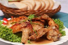 Kuracie krídelká na 10 vynikajúcich spôsobov Kfc, Chicken, Meat, Food, Essen, Meals, Yemek, Eten, Cubs
