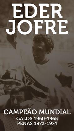 2015 - Eder Jofre: Campeão Mundial