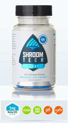 Onnit Labs - Shroom TECH Sport (30 Capsules), $22.95