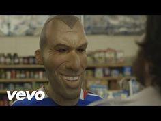 Vaudeville Smash - Zinedine Zidane ft. Les Murray - Go real ⚽️