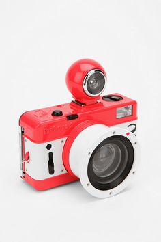 Fisheye lomo camera!