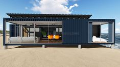Deluxe Ocean View Modular Prefabricated 40feet Shipping Container House - China Ocean View Shipping House, Modular House | Made-in-China.com Mobile
