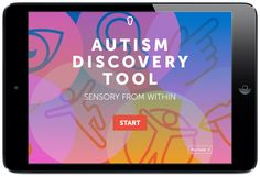 With the Autism Discovery Tool app, you can submerge yourself into 7 different sensory experiences each with contrasting variations that are often felt by kids on the Autism spectrum. #appreview #touchautism #autismapp #autismapps