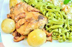 Králik na horčici Food And Drink, Meat, Chicken, Cubs