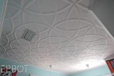 Styrofoam Ceiling Tile Adhesive