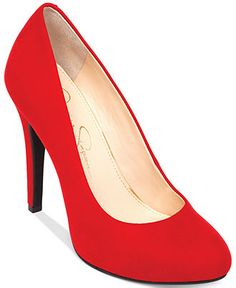 Jessica Simpson Malia Pumps - Jessica Simpson - Shoes - Macy's