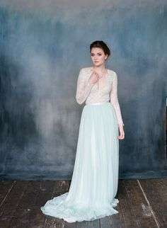Romantic & insanely beautiful Emily Riggs wedding dresses  See more on Love4Wed  http://www.love4wed.com/romantic-insanely-beautiful-emily-riggs-wedding-dresses/  Photography by Corbin Gurkin Photography   http://corbingurkin.com #emilyriggs