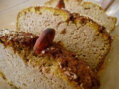 Mutritious Nuffins: Grain-free Unsweetened Primal Pumpkin Bread.