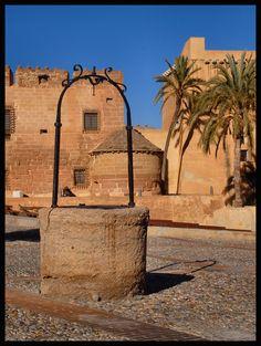 Castle in Cuevas del Almanzora, Almeria.