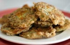 Food So Good Mall: Buttermilk Marinated Fried Green Tomatoes
