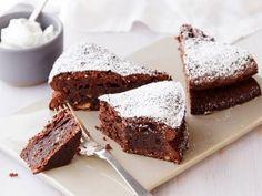 Hazelnut Chocolate Cake from CookingChannelTV.com