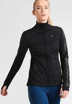 Vêtements sport ASICS Veste de running - performance black noir: 66,00 € chez Zalando (au 19/01/17). Livraison et retours gratuits et service client gratuit au 0800 915 207.