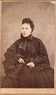 Woman in Mourning