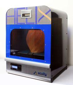 Helix: a large, dual-head, high precision 3D printer launches on Kickstarter