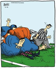 In the Bleachers Steve Moore, Athletic Training, Sports Humor, Comic Strips, Creepy, Football, Cartoon, Comics, Witches