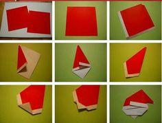 Truques de Meninas : Aprenda 5 dobras de guardanapos para a mesa de Natal e de Ano-Novo