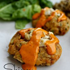 Skinny-Crab-Cakes....Healthy Meals. #herestoherhealth #herestoyourhealth
