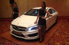 Bantalan Pelapis Kursi Mercedes-Benz CLA 200 Terbuat Dari Sabut Kelapa - Vivaoto.com - Majalah Otomotif Online
