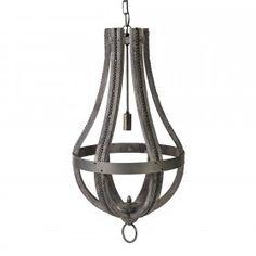 PTMD Denver hanglamp iron &