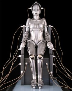 "Rotwang captures Maria in ""Metropolis"" (1927) - YouTube"