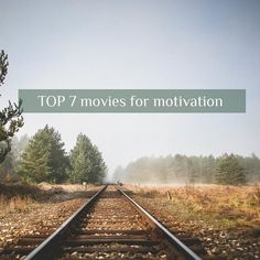 Top 7 motivational movies that will give you faith in yourself! 1.  Knockin' on heaven's door 2. Slumdog millionaire 3. The curious case of benjamin button 4. Step up 5. Untouchables 6. The truman show 7. Seven pounds Wishing you great achievements!